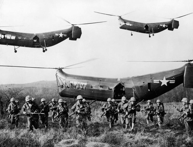 истории военных ботинок армии США от 2-ой мировой войны до наших дней