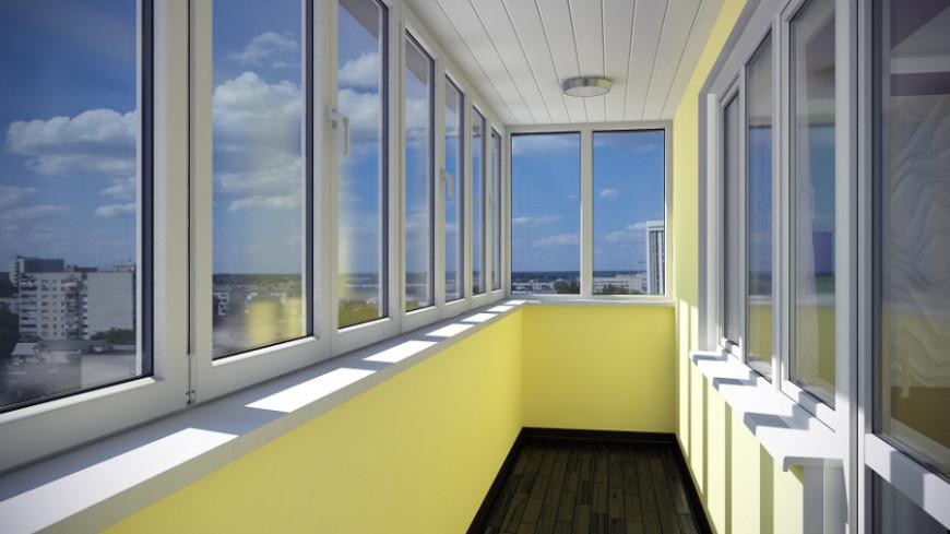 Достоинства теплого остекления балкона