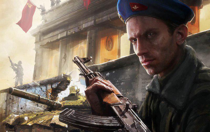 последние солдаты империи СССР