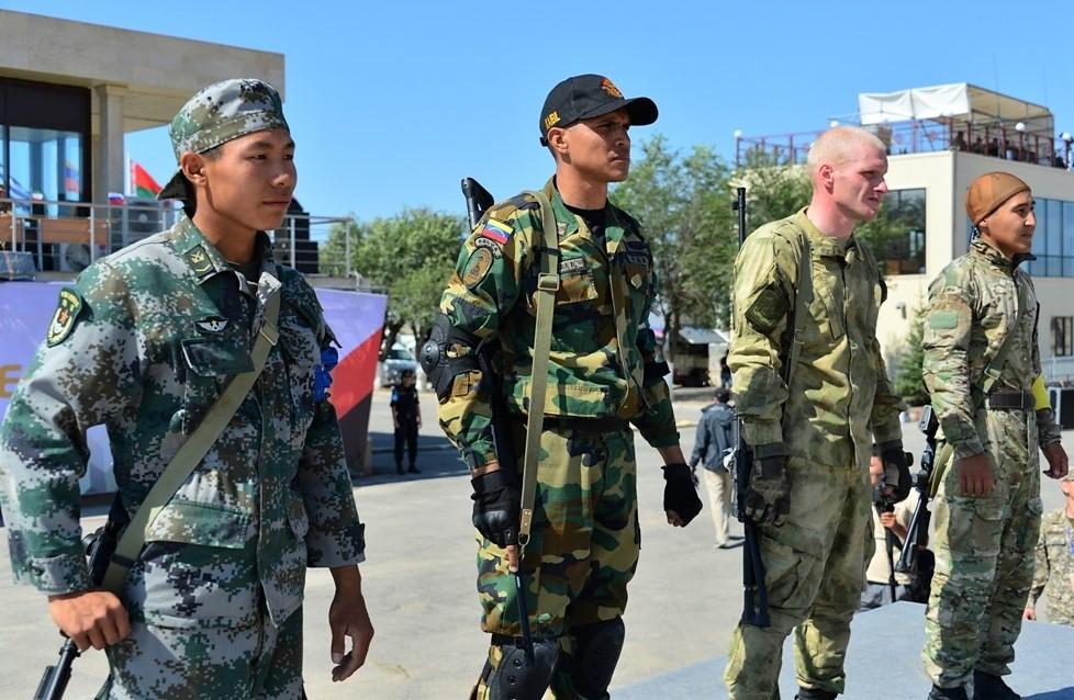 Пять мощнейших в мире армий к 2030 году