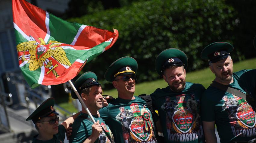 100 лет Пограничным войскам
