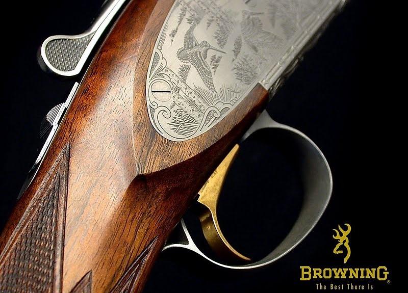 Ружья Джона Браунинга