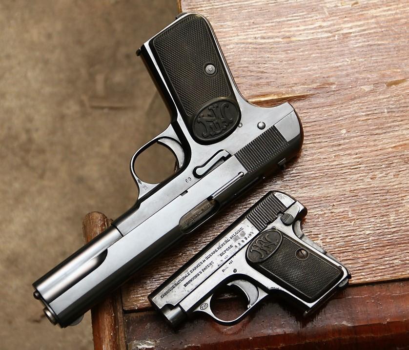 Оружие Джона Браунинга