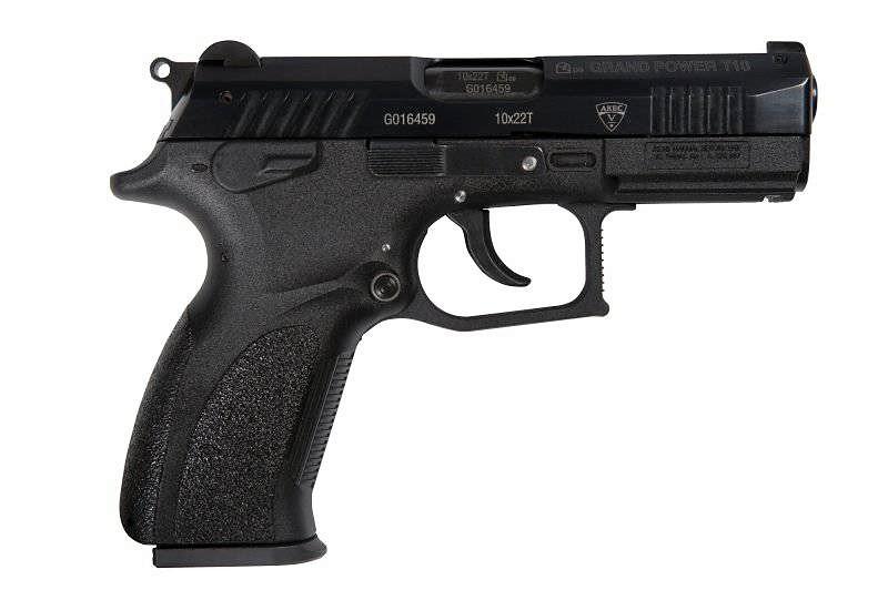 """Обзор травматического пистолета """"Grand power T10"""""""