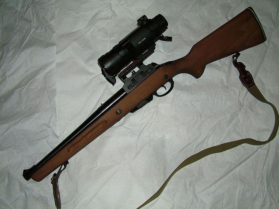 Народное оружие лупара, обрез, коачган