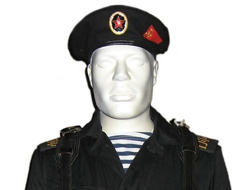 Прощай черный берет морской пехоты Украины
