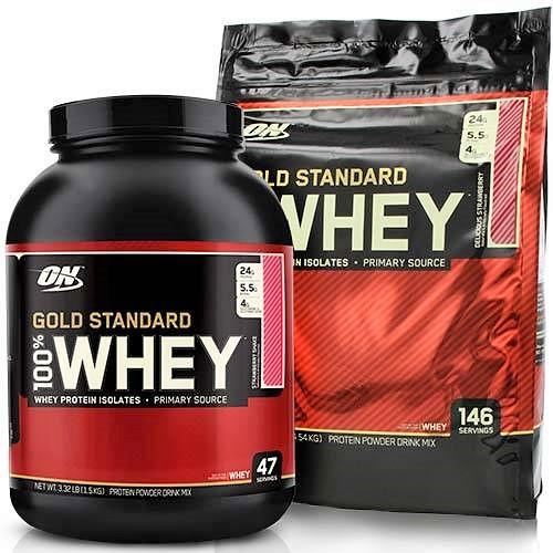 "Анализ протеина ""Whey Gold Standard 100%"""