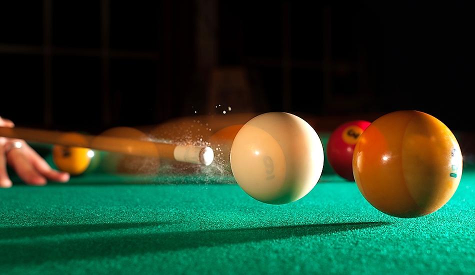 Совершенство для игры, или все внимание на шар
