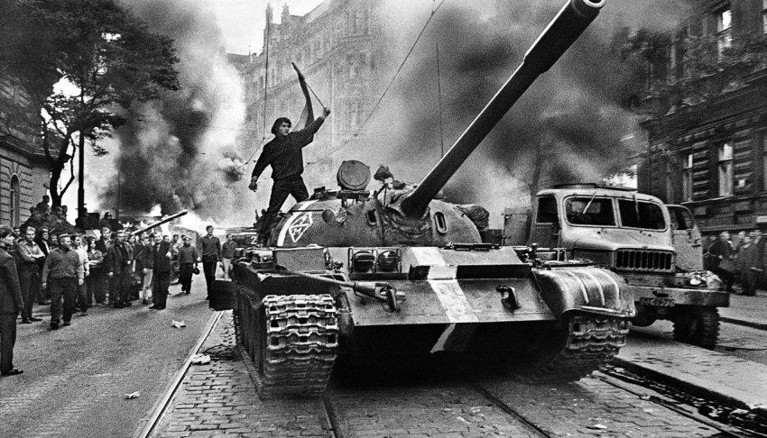 50 лет назад советские танки вошли в Прагу