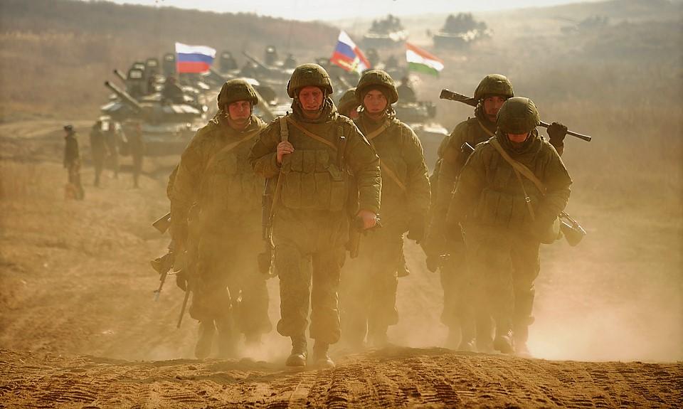 Армия - источник сил