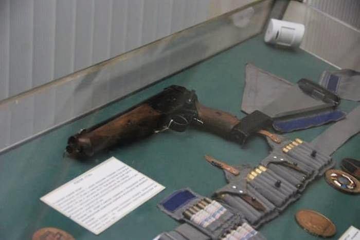 Огнестрельное оружие космонавтов