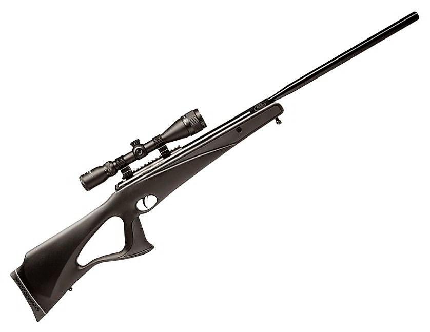Пневматические винтовки Сrosman - недорогое и мощное оружие