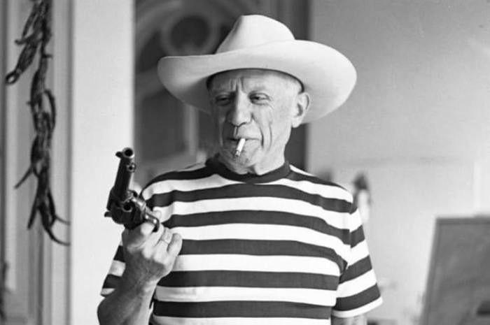 Револьвер Пикассо