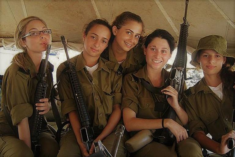 Несколько невероятных фактов об Армии Обороны Израиля