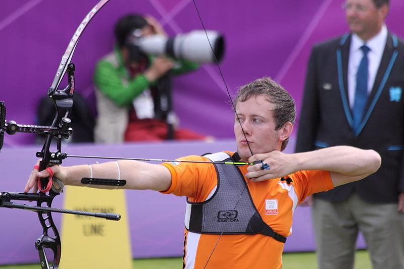 Стрельба из лука как олимпийская дисциплина