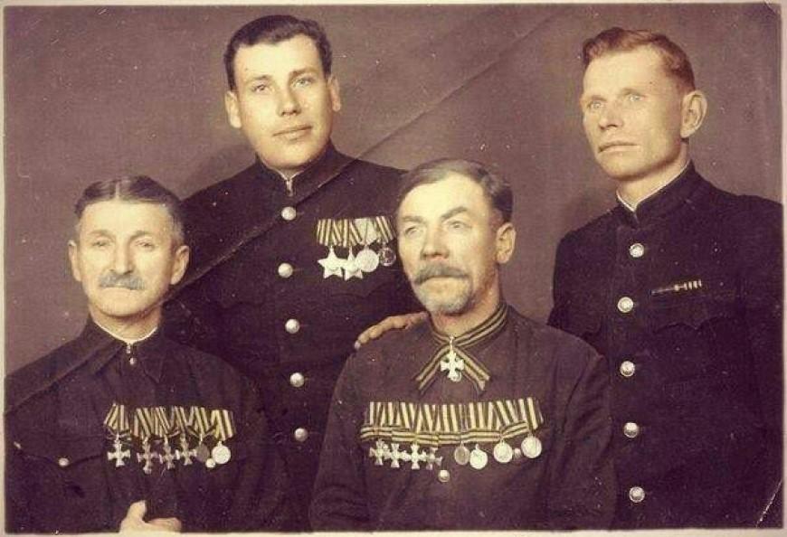 Герои Отечества. От времен Екатерины II до наших дней
