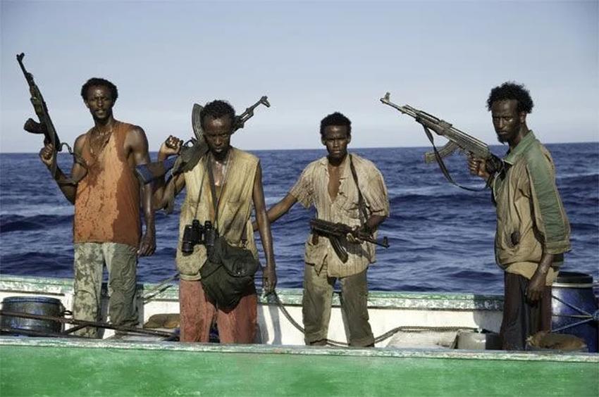 Куда исчезли сомалийские пираты