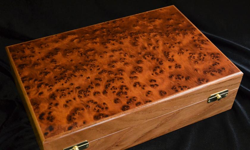 Сделано с душой, или деревянных дел мастера