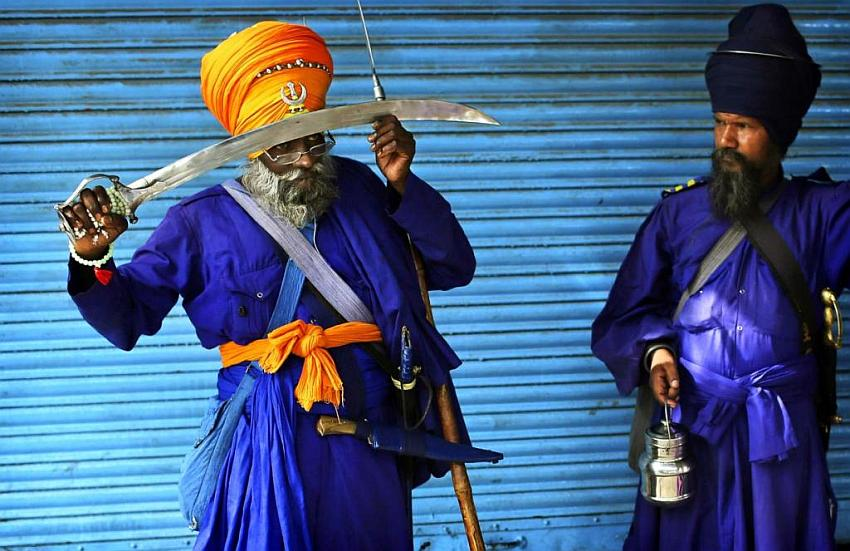 Кто такие индийские сикхи
