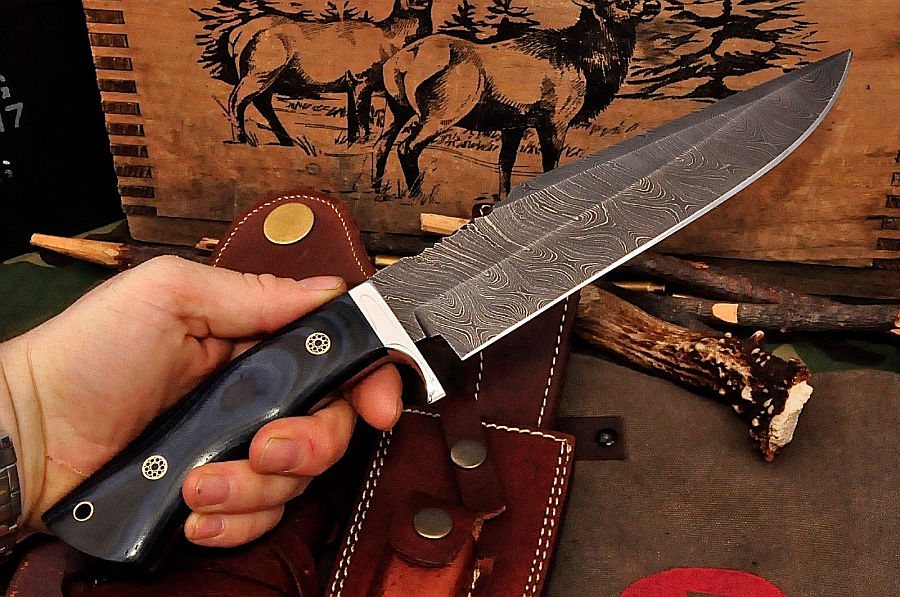 Нож: жаркая страсть по холодной стали