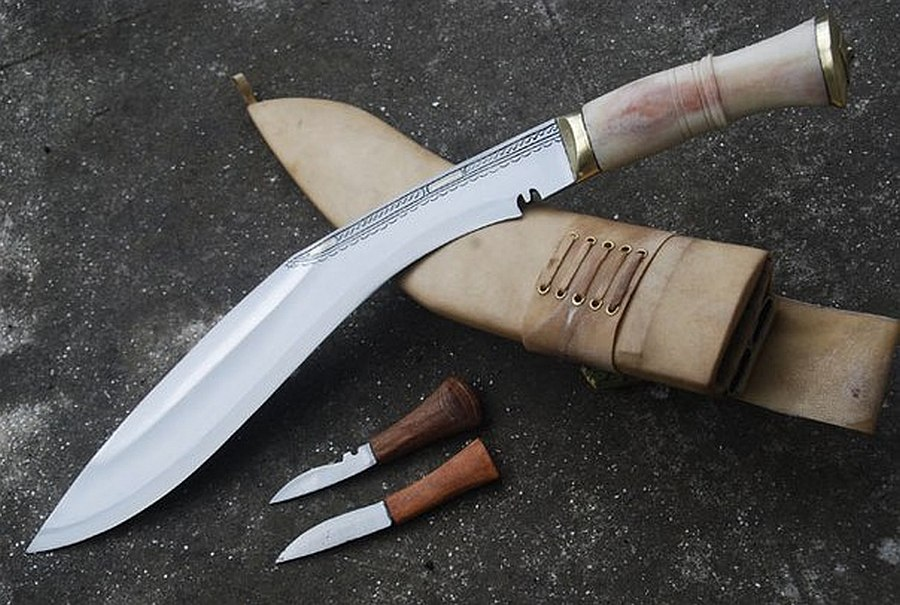 кукри - национальное оружие непальских горцев