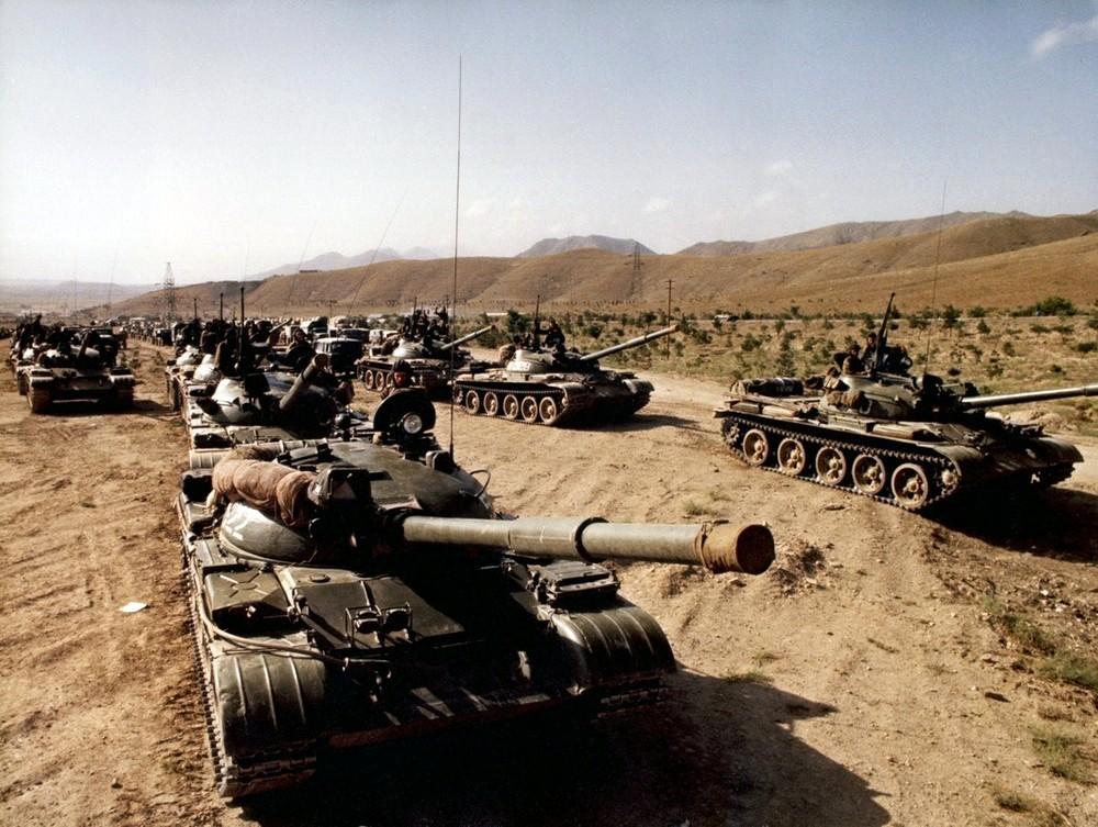 30 лет со дня вывода советских войск из Афганистана