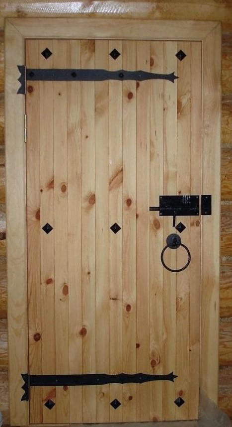 Установка дверей для бани и сауны