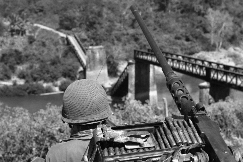 тайная война против коммунистов на территории Лаоса