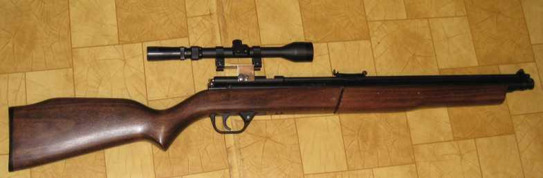 Как выбрать пневматическую винтовку?