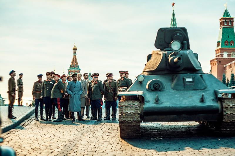 Отзыв о фильме Танки