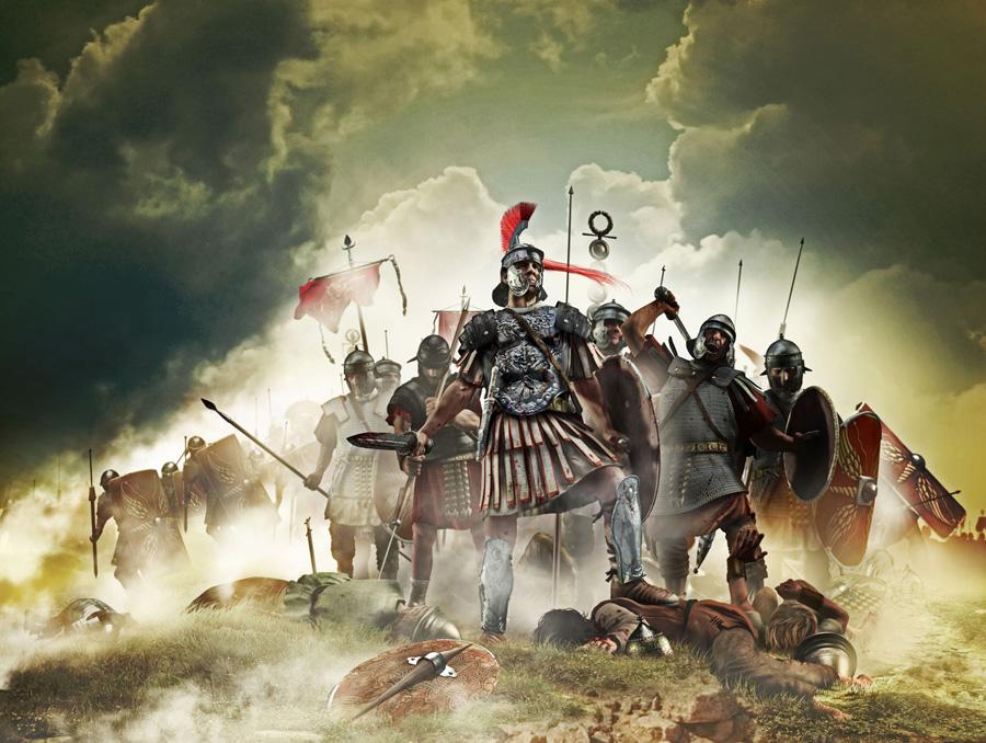 Легионы Римской Империи