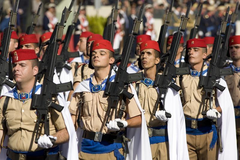 Военная одежда: назначение и виды