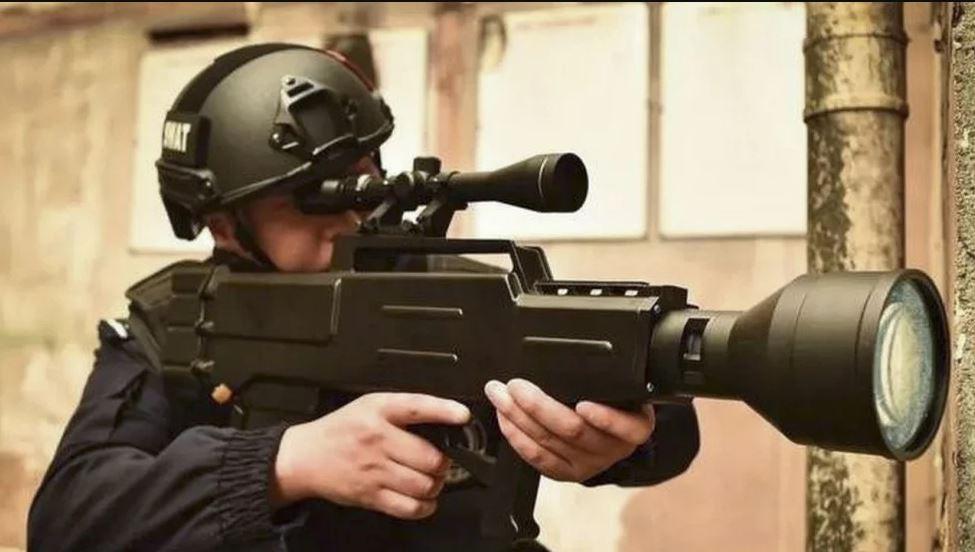 Лазерная винтовка - миф или реальность