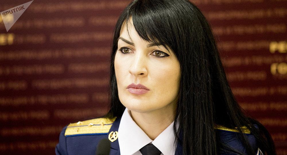 Пресс-секретарь КГБ РЮО