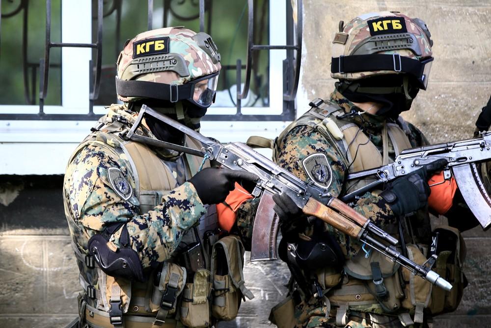 спецназ КГБ (МГБ) ПМР