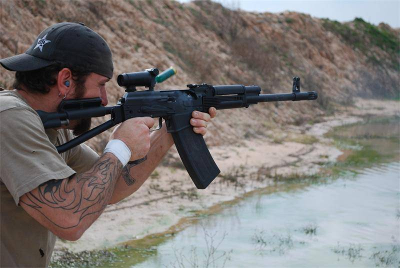 Гладкоствольные карабины, любимые охотниками и спецназовцами