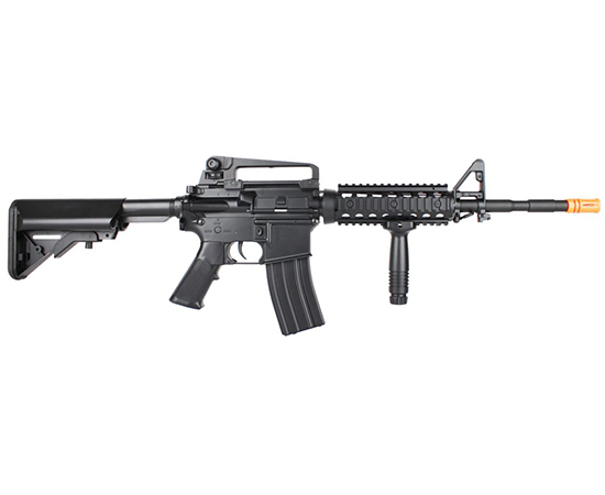 Электрическая страйкбольная винтовка Cyma CM207 M4 FPS-320