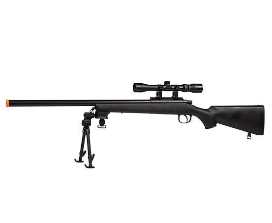 Страйкбольная снайперская винтовка MP001BAB Accushot Shadow Ops