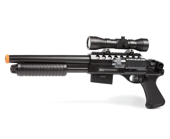 Страйкбольный дробовик Airsoft Shotgun TSD M47B FPS-325