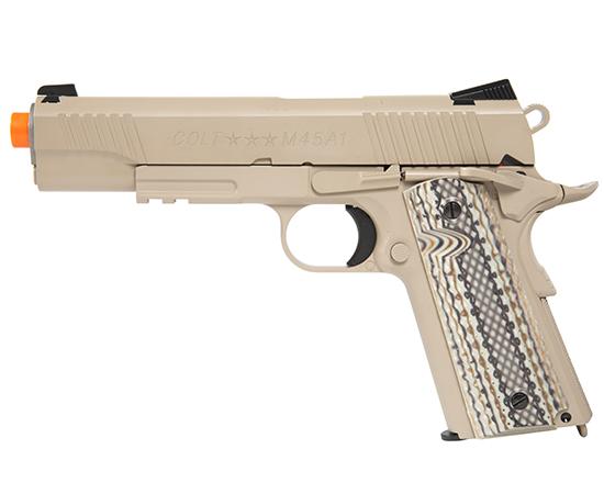 Страйкбольный пистолет Кольт 1911 Rail Gun M45 A1 FPS-344 Blowback