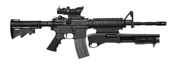 Remington 870 - самый популярный дробовик в истории