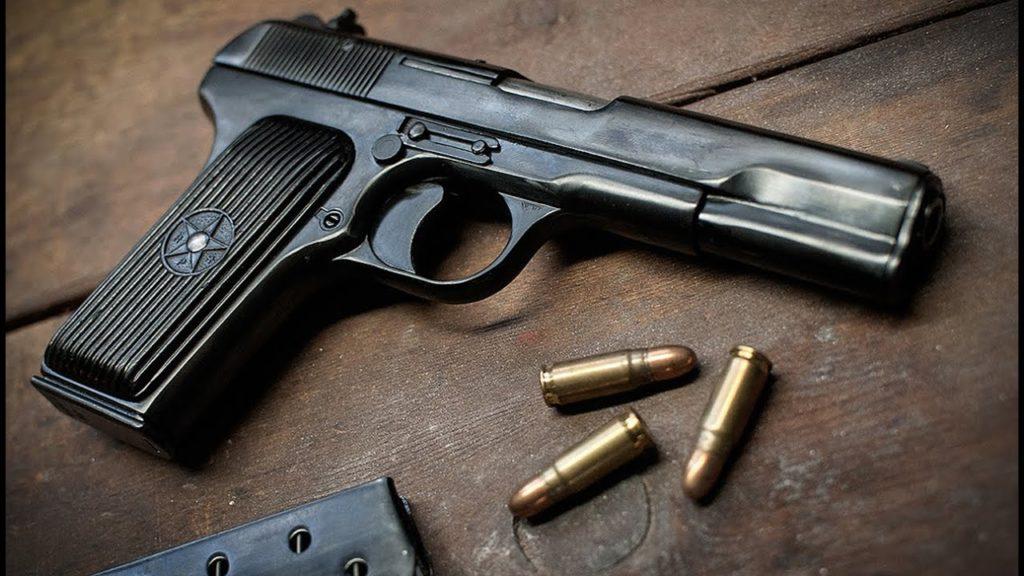 Пистолет ТТ - советская реликвия военного времени