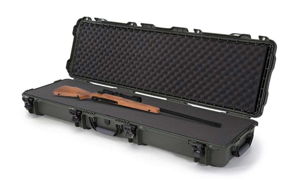 Кейс для безопасного хранения и транспортировки оружия